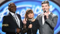 Simon Cowell Reveals He Talked to Paula Abdul and Randy Jackson About Reuniting on Kelly Clarkson's Talk Show