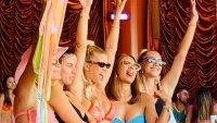 Sofia Richie Celebrates Her 21st Birthday in Whirlwind One Day Vegas Celebration