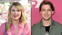 Taylor Swift Explains Why Her Relationship With Boyfriend Joe Alwyn 'Isn't Up for Discussion'
