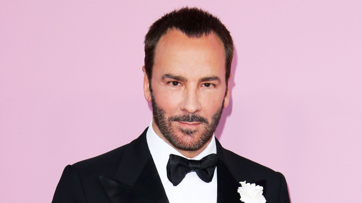 Tom Ford Reveals He Wears the Same Thing Every Day in an Interview With 'Vogue'