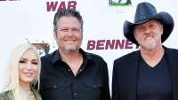 Trace Adkins Says Blake Shelton Hasnt Changed Dating Gwen Stefani