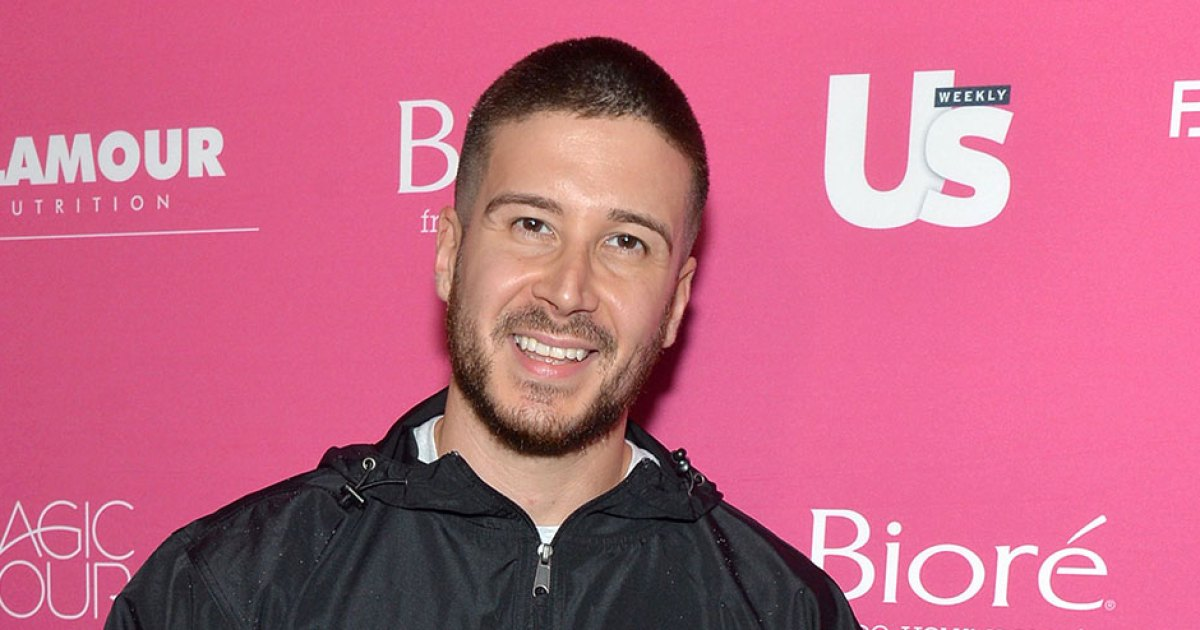 All of Vinny Guadagnino's Before and After Photos From His Keto Diet 50-Lb Weight Loss Journey