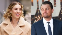 Whitney Port Rejected Leonardo DiCaprio for Being 'Nervous'