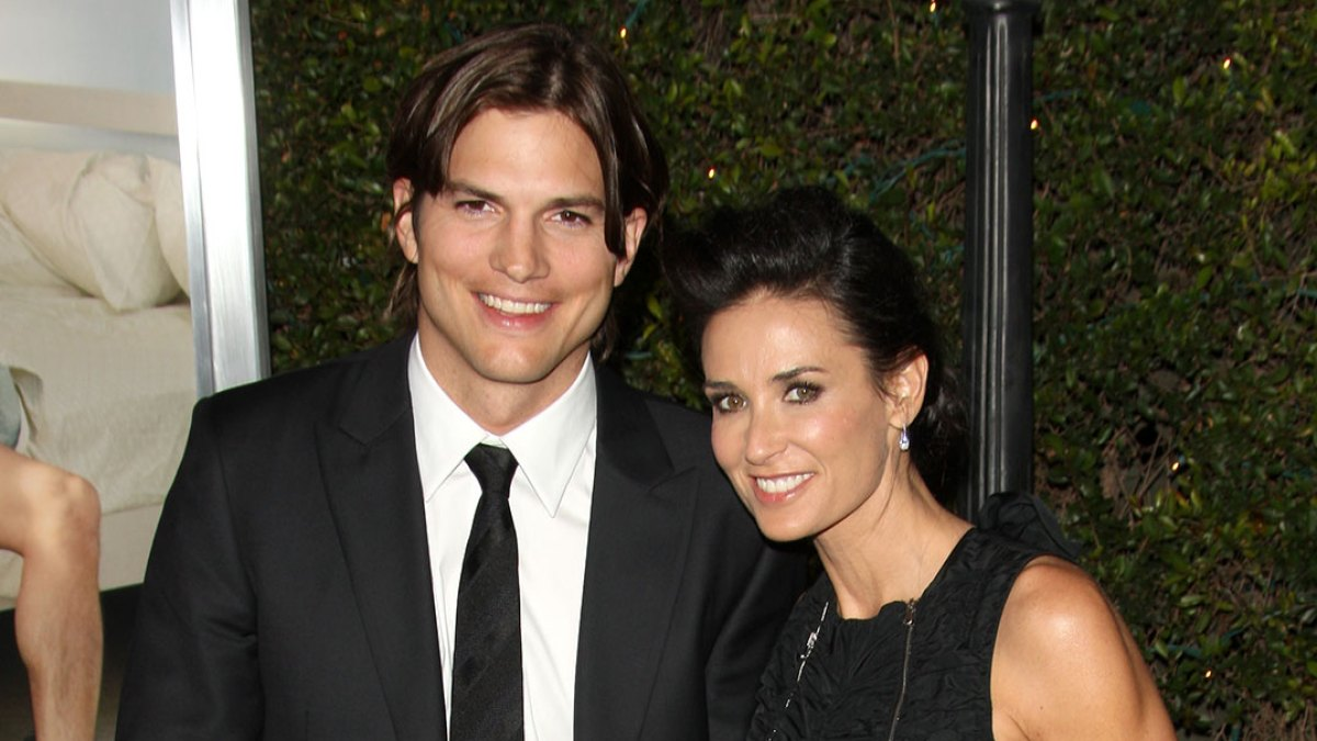 Ashton Kutcher Isn't 'Mad or Disappointed' at Demi Moore for Book Revelations: 'He's Always Felt Sympathetic Toward Her'