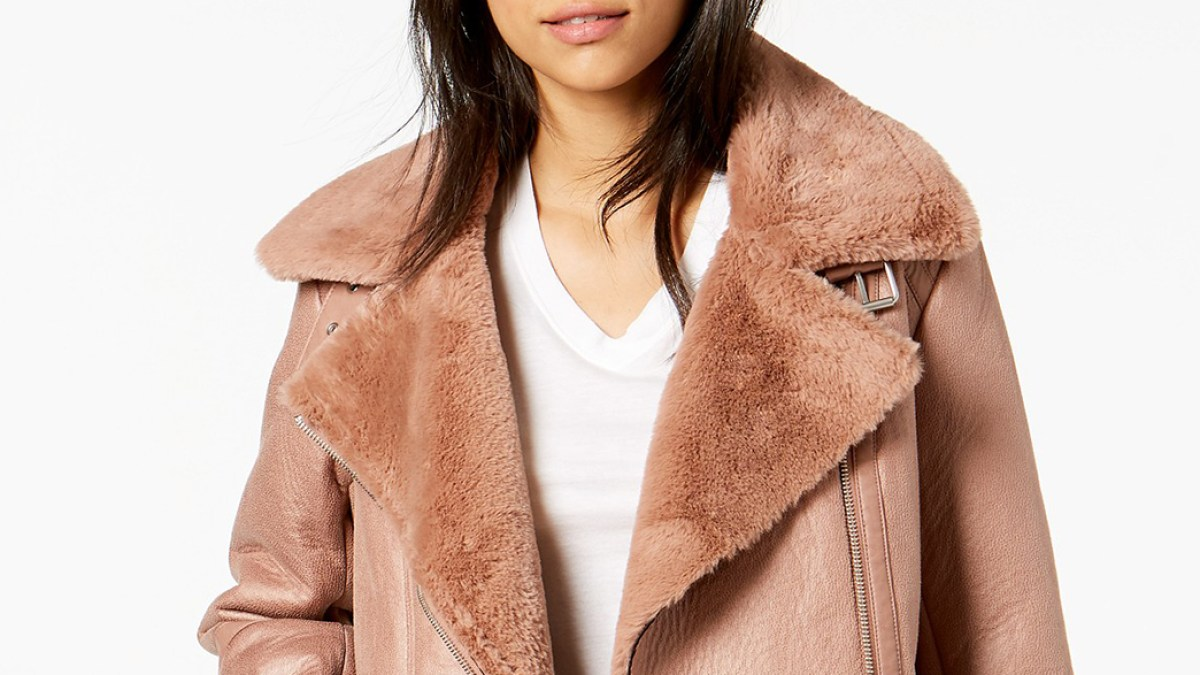 Keep Warm and Look Cool With This Faux-Fur Coat for Fall — 30% Off!