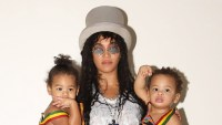 Beyonce Posts Throwback Halloween Pic Twins Sir Rumi
