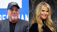 Billy Joel Excited for Christie Brinkley Dancing With the Stars