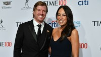 Chip and Joanna Gaines' 'Halfway Finished' Coffee Shop