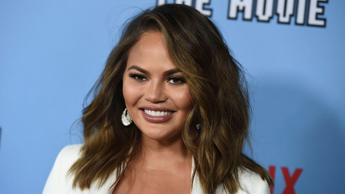 Chrissy Teigen FaceTimes a Follower After Accidentally Tweeting Her Email Address