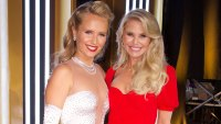 Christie Brinkley Talks 'Roller Coaster Emotions' After Dropping Out of 'DWTS', Gushes Over Daughter Sailor's Performance