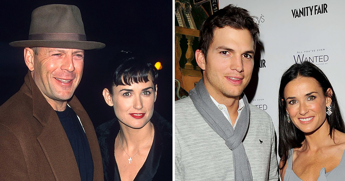 Demi Moore's Dating History: A Timeline of Her Marriages and Flings