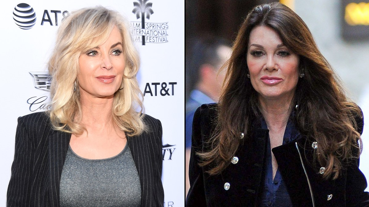 Eileen Davidson Says Lisa Vanderpump Quitting 'RHOBH' Was a 'P–sy Move'