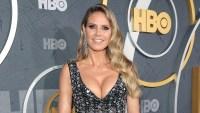 Emmys After Parties - Heidi Klum