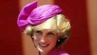 Princess Diana Pink Dress 1983