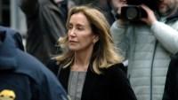 Felicity Huffman Ready to Face Sentencing