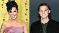 Halsey and Evan Peters Are Dating After Romances With Yungblud and Emma Roberts