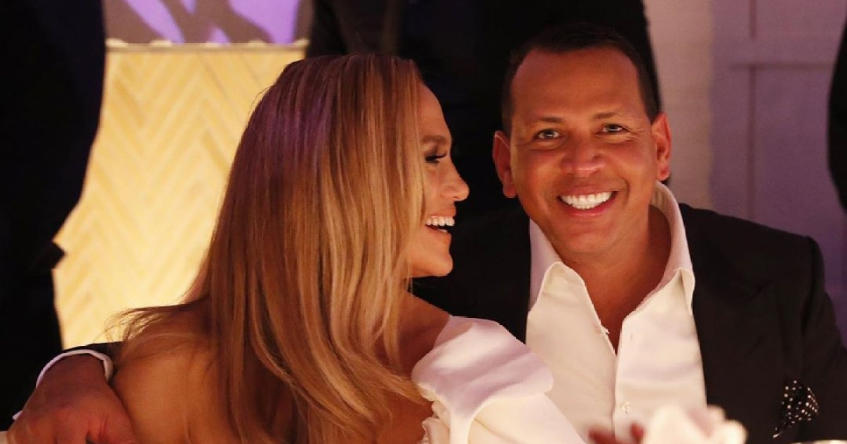 Blended Family! Inside Jennifer Lopez and Alex Rodriguez's Engagement Party