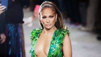 Jennifer Lopez Iconic Versace Dress MFW September 20, 2019