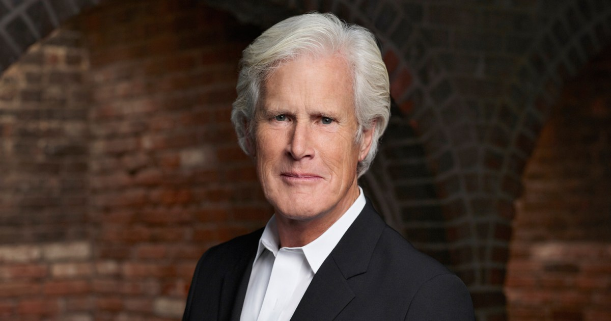 Keith Morrison: 25 Things You Don't Know About Me!