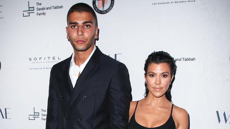 Kourtney Kardashian Spotted Holding Hands With Ex Younes Bendjima