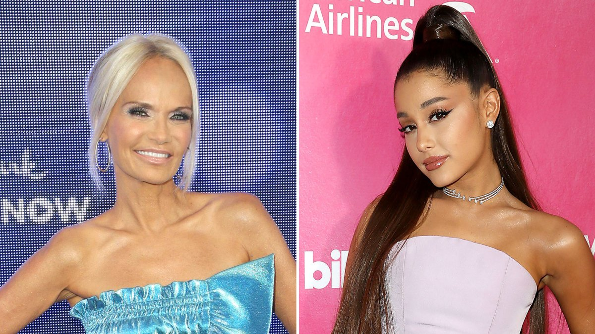 Kristin Chenoweth Campaigns for Ariana Grande to Be Cast in 'Wicked' Movie, Calls Her 'My Little Mentee'