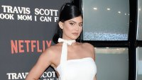 Kylie Jenner Not At 2019 Emmys White Dress