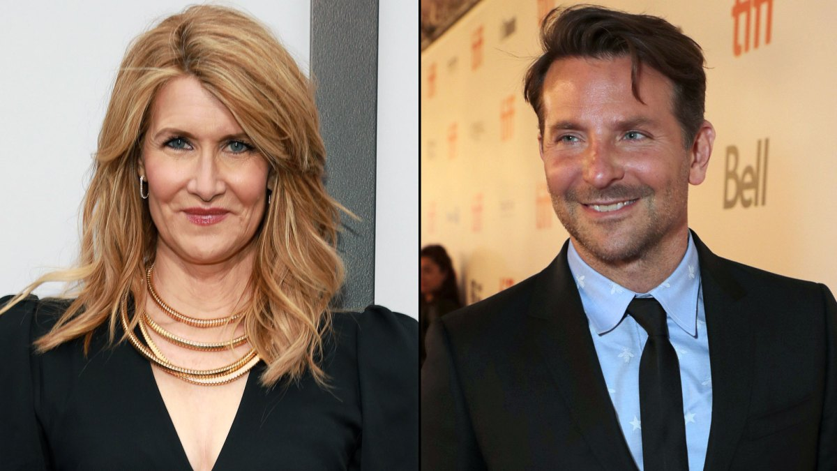 Laura Dern Dismisses Bradley Cooper Dating Rumors: 'We're Amazing Friends'