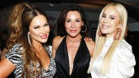LeeAnne Locken and Luann de Lesseps, Kameron Westcott Us Weekly Most Stylish Party