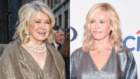 Martha Stewart Judges Chelsea Handler's Copycat Pic With Dogs