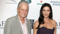 Michael Douglas Says Wife Catherine Zeta-Jones Still Gives Him Butterflies After More Than a Decade of Marriage
