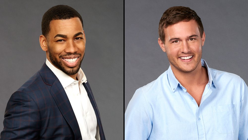 Mike Johnson Shades Peter Weber After Being Passed Over as the Bachelor thumbnail