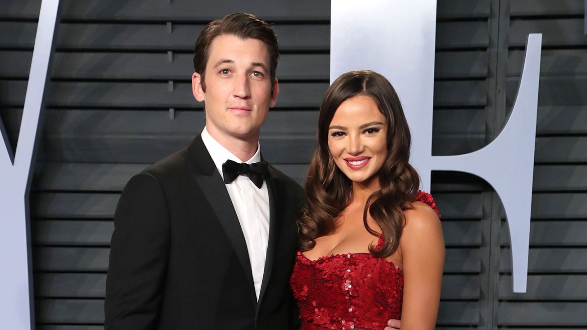 Miles Teller Marries Fiancee Keleigh Sperry in Hawaii After 6 Years Together