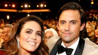 Milo Ventimiglia Mandy Moore Foodie Pals on set This Is Us