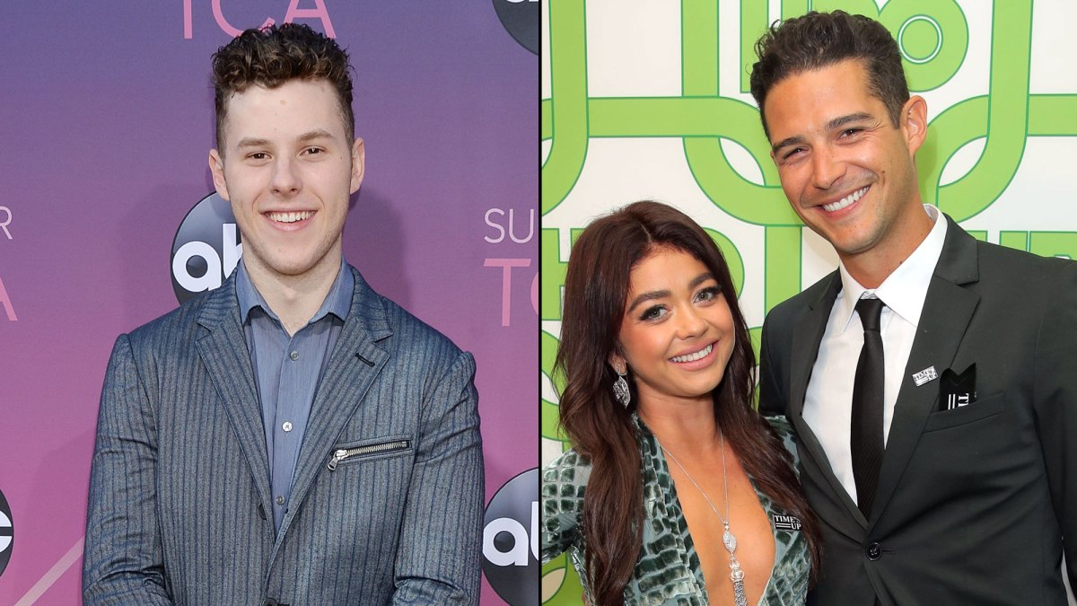 Nolan Gould Says 'Modern Family' Cast Would 'Love to Be a Part of' Sarah Hyland and Wells Adams' Wedding: 'It's So Exciting'