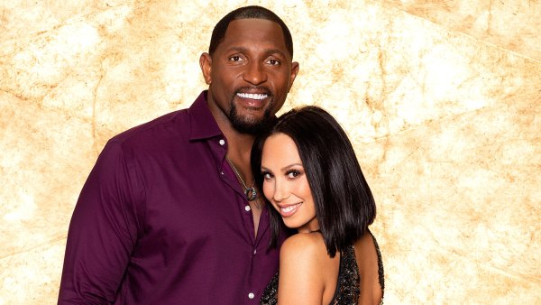 Ray Lewis Cheryl Burke Withdraw DWTS Episode After Injury