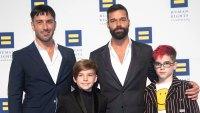 Ricky Martin, Jwan Yosef and Twins Expecting Fourth Child
