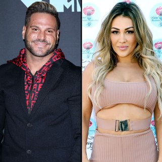 Ronnie Ortiz-Magro Jen Harley Status Update Working on Our Relationship Every Day