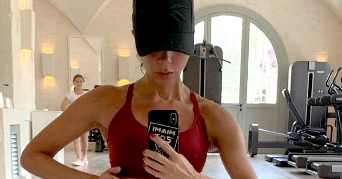 The Best Pics of Celebrities at the Gym: Jennifer Lopez, Jennifer Garner and More