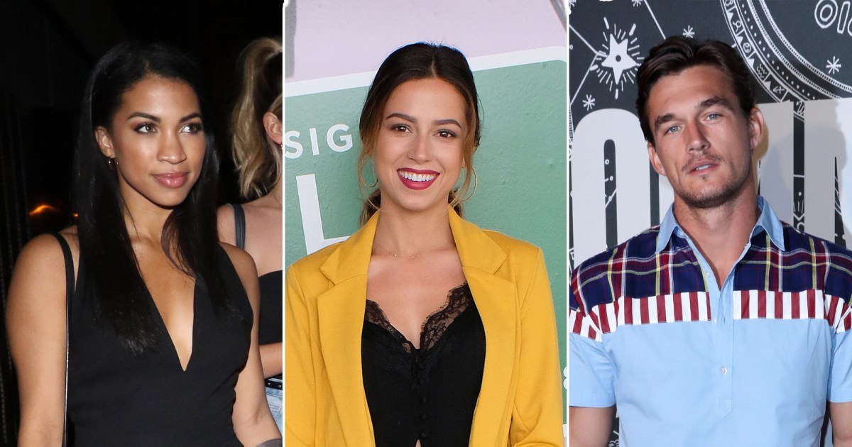 Are Tyler Cameron and Kristina Schulman Dating? Katie Morton Says ...