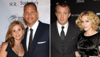 Alex Rodriguez Cynthia Guy Ritchie and Madonna Hollywoods Ugliest Divorces