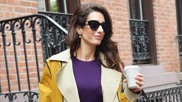 Amal Clooney Fall Fashion October 1, 2019