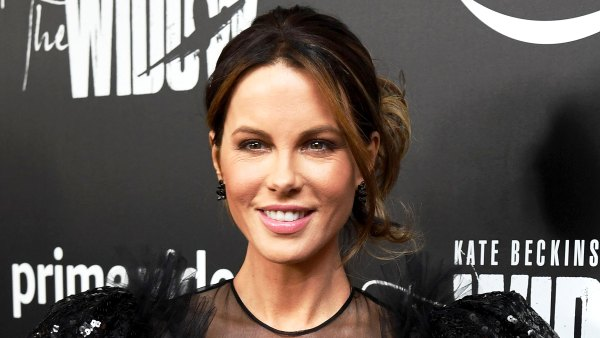 Another Unique Way for Kate Beckinsale to Show Off Her Body