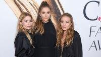 Ashley Olsen, Elizabeth Olsen and Mary-Kate Olsen