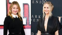 Cameron Diaz Was Panic Rushing Find a Gift Before Jennifer Lawrence Nuptials