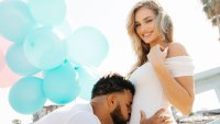 Cory Wharton and Taylor Selfridge Are Expecting Their First Child Together