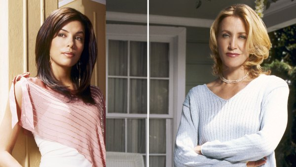 Eva Longoria, Felicity Huffman, Marcia Cross, Teri Hatcher Desperate Housewives Where Are They Now