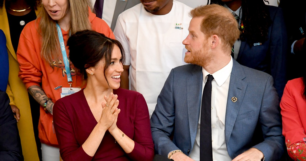 Duchess Meghan Jokes Harry Crashed the Party at Gender Equality Roundtable_1