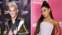 Frankie Grande and Ariana Grande Wearing Christian Siriano Gender Equality