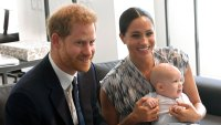 How Prince Harry and Duchess Meghan Are Making Sure Son Archie 'Feels Comfortable' During South Africa Tour