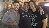 Jeffrey Dean Morgan Gets Tattoo with Supernatural Costars Jensen Ackles and Jared Padalecki